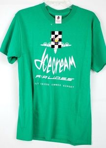 BBC Ice Cream Billionaire Boys Club T Shirt Med